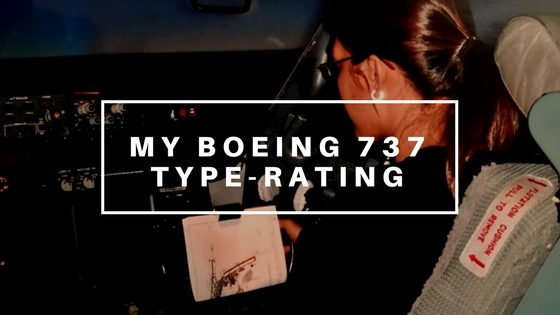 My Boeing 737 Type-Rating