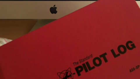 Pink Pilot Logbook