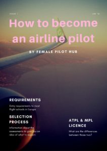 Female Pilot Hub ebook